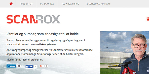 Scanrox @ Jerndorff Digitalt Design